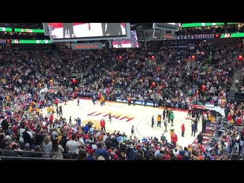 Gordon Hayward, Boston Celtics wing, booed enthusiastically by Utah Jazz fans in return (watch)