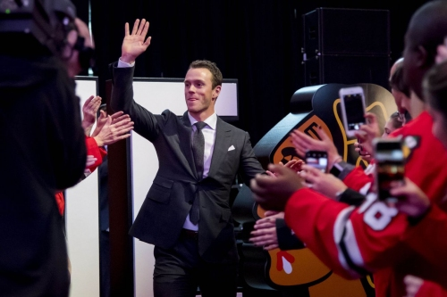 Ice Time with Jonathan Toews