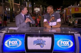 Rashard Lewis on his return to Orlando, future of Magic