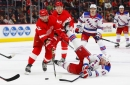 Detroit Red Wings pull off another comeback, stun Rangers in OT, 3-2