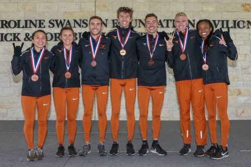 Longhorns cross-country teams advance to NCAA Championships
