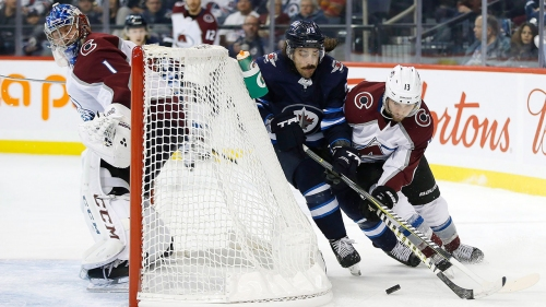 Blake Wheeler's 5-point performance powers Jets past Avalanche