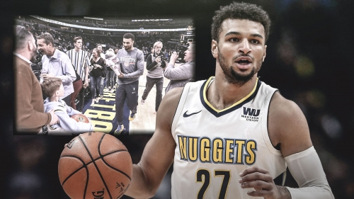 Nuggets fan returns Jamal Murray's game ball, gets a pair of shoes