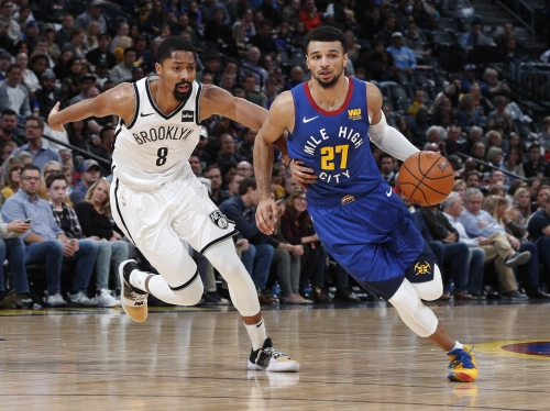 Nuggets fall apart in final minute loss to Nets