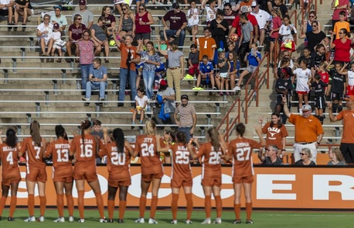 Texas soccer team falls in opening round of NCAA tournament
