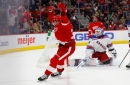 Detroit Red Wings' Dylan Larkin, Andreas Athanasiou are game changers
