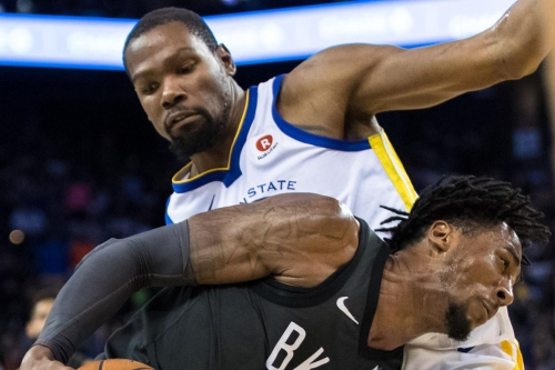 Nets test their mettle vs. Golden State Saturday