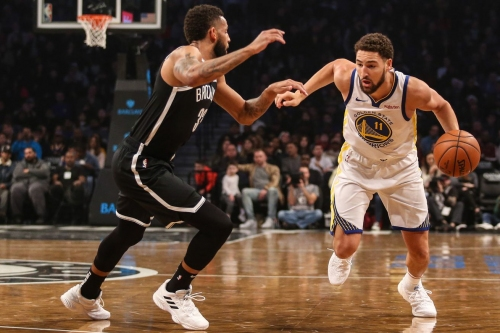Preview: Warriors won't have Curry or Green vs Nets