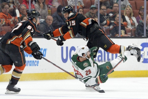 PODCAST: Ducks vs. Wild, Nick Ritchie Returns, Trades Coming?
