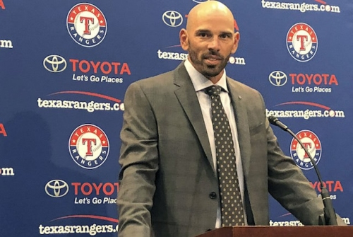 Chris Woodward Credits Time With 'Forward-Thinking' Dodgers Organization For Preparing Him To Be Rangers Manager