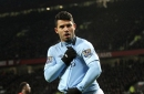 Man City star Sergio Aguero can make more history but has a Manchester derby duck to break
