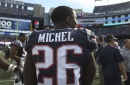 Sony Michel, Rob Gronkowski questionable for Patriots' trip to play Tennessee Titans