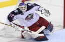NHL roundup: Blue Jackets power past Capitals, 2-1