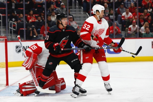 Morning Skate: Detroit Red Wings vs, Carolina Hurricanes - Preview, How to Watch