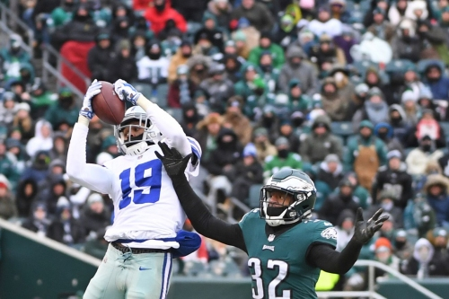 Cowboys vs. Eagles 2018 Week 10 game: How to watch, game time, TV schedule, online streaming, radio