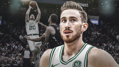Gordon Hayward acknowledges boos from Utah crowd, 'It's part of the game'