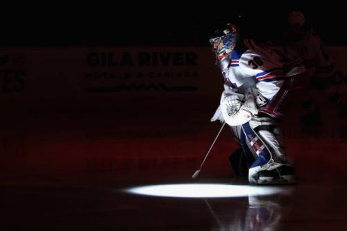 The Unfailing Loyalty of New York Rangers Goaltender Henrik Lundqvist