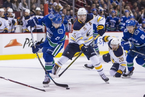 Preview: Sabres host first place Canucks