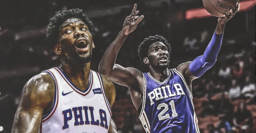 Joel Embiid says they call him 'Clutch' for a reason