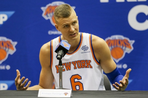 The Week in Knicks History: Remember, remember, Kristaps in November