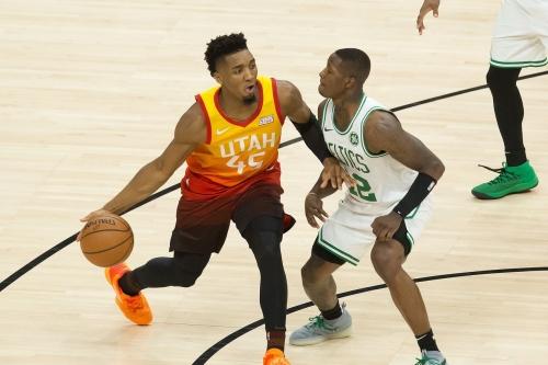 Pick-and-roll defense dooms Celtics in Utah