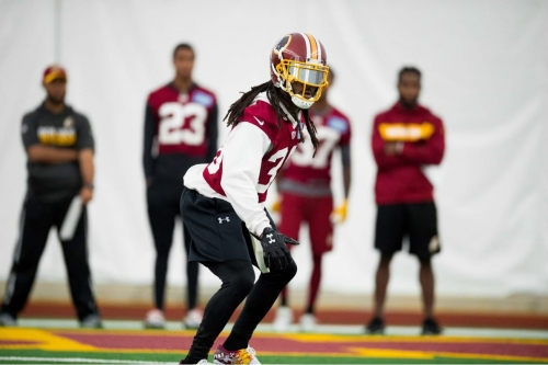 Daily Slop: Redskins Sign Cassanova McKinzy To Active Roster, Waive Casey Dunn; Moses, Dunbar and Crowder all questionable