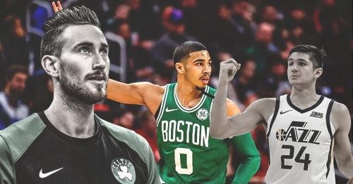 Boston was ready for Gordon Hayward boos thanks to Jazz rookie Grayson Allen