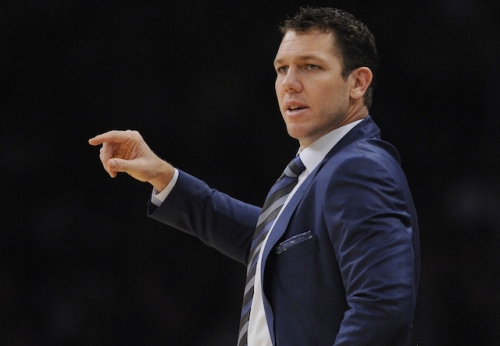 Luke Walton Wants Lakers To 'Pick And Choose' When To Play Fast, Expects Kings To Test Transition Defense