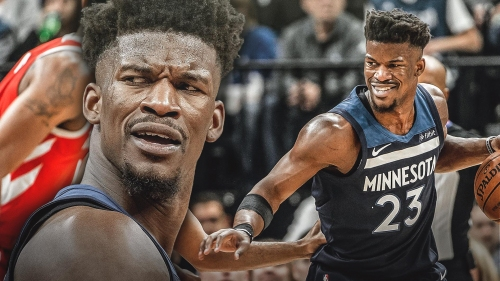 Jimmy Butler says he's not a bad dude