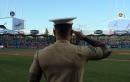 Justin Turner, Dodgers Hosting Veterans & Active Duty Service Members For Batting Practice At Dodger Stadium