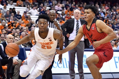 Syracuse vs. Morehead State: TNIAAM predictions and poll