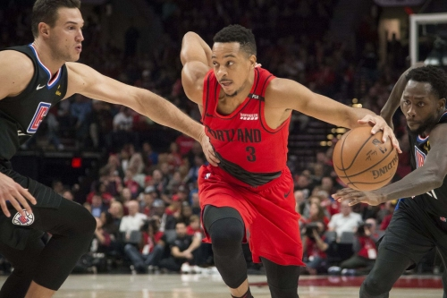 CJ McCollum is the Missing Man for the Blazers