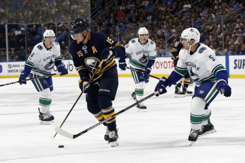 Game Thread: Canucks at Sabres, Game 17