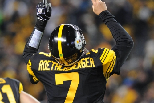Ben Roethlisberger tops an elite group with a perfect game against the Panthers