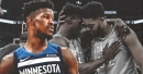 Timberwolves' Jimmy Butler says the whole team is cool with each other