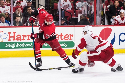 Canes vs. Red Wings: Game Preview