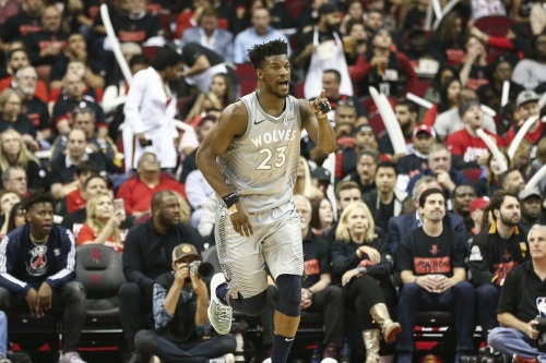 Rockets lose out on Jimmy Butler, who is heading to Philadelphia