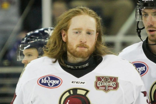 Gladiators' Sean Bonar called up to Providence