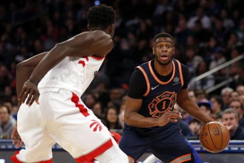 Game Thread: Knicks at Raptors- 11/10/18