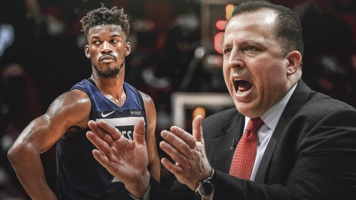 Timberwolves news: Thibodeau realized Wolves could not win with Butler