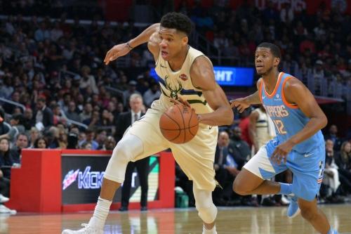 Bucks vs. Clippers Game Thread