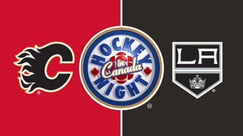 Hockey Night in Canada: Flames vs. Kings