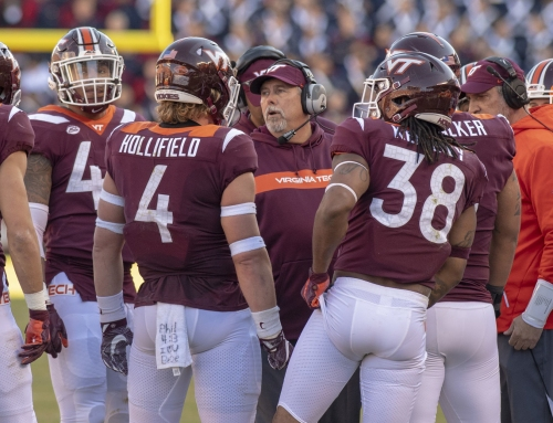 Virginia Tech rules out linebacker, running back against Pittsburgh