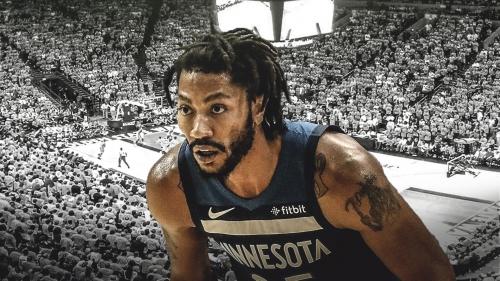 Timberwolves PG Derrick Rose explains giving feedback to teammates