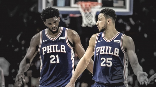 Rumors: Sixers' Joel Embiid and Ben Simmons were consulted about the Jimmy Butler trade