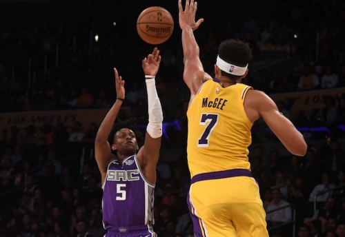 Lakers Vs. Kings Preview & TV Info: Lonzo Ball Hopes To Play, Transition Defense Figures To Be Tested With Fast-Pace Offenses