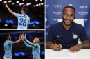 Man City news and transfers RECAP Raheem Sterling signs new deal ahead of Manchester derby