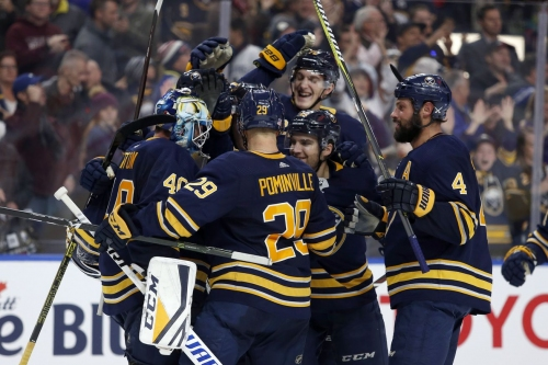 Recap: Sabres late comeback results in a shootout win