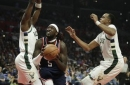 Williams' jumper helps Clippers edge Bucks 128-120 in OT