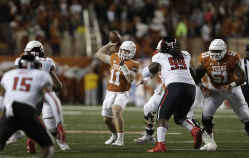 Texas-Texas Tech live updates: Longhorns, Red Raiders both hope to stop two-game skids